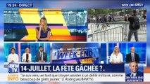 14-juillet: violences sur les Champs-Élysées après le défilé (4/4)