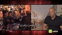 فين ديزل يتحدث عن معجبيه في الشرق الأوسط.. وميشيل في التحدي الأول