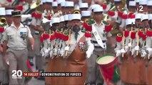 14-Juillet : un défilé empreint de nouveautés