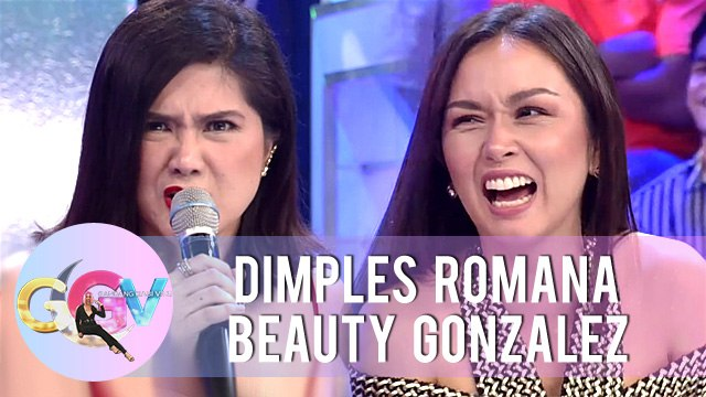 Dimples and Beauty take on Vice Ganda's acting challenge | GGV