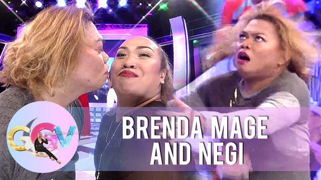 Negi and Brenda audition for Daniela and Romina's role | GGV
