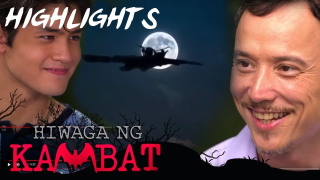 Mateo and Zandro create a Bat Drone for Paniki Boy | Hiwaga ng Kambat