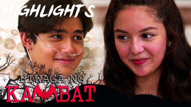 Loraine finally admits her feelings to Mateo | Hiwaga ng Kambat