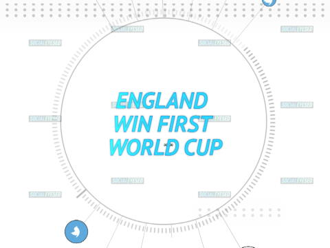 Socialeyesed – England win the World Cup