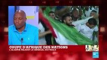 """CAN-2019 : Algérie - Sénégal : """"L'Algérie évoluera à domicile pour la finale"""""""