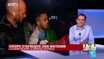 """CAN-2019 : """"Concert de klaxons, l'heure est à la fête"""" à Paris après la qualification de l'Algérie"""