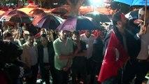 Üsküdarlılar demokrasi şehitlerini Çengelköy'de andı