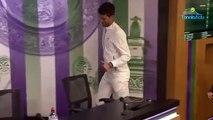 "Wimbledon 2019 - Novak Djokovic : """"What a relief..., I'm ecstatic"""