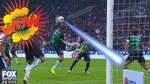 Exclusivo: Rogelio Funes Mori ganó el Balón de Oro al mejor gol con este golazo