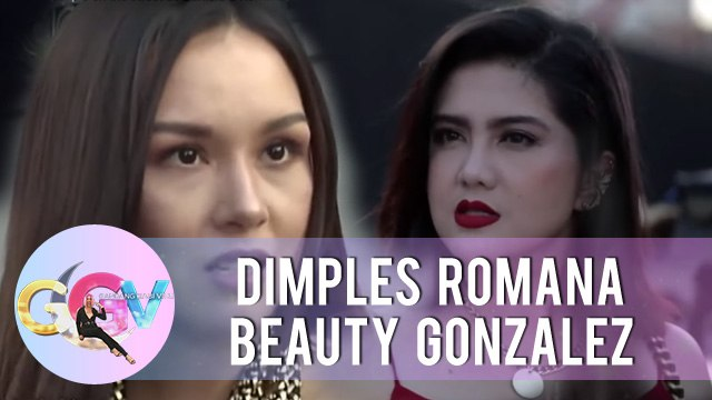 Dimples and Beauty prank the people on the street as Daniela and Romina | GGV