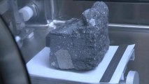 NASA shows off moon rocks to commemorate Apollo 11 50th anniversary