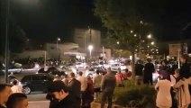 Klaxons, pétards et feux d'artifice : Planoise en fête après la qualification de l'Algérie