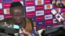 Reaction following Senegal's 1-0 victory over Tunisia to reach the AFCON final