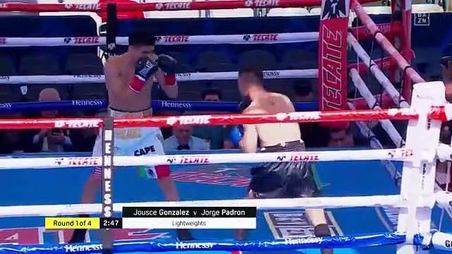 Jousce Gonzalez vs Jorge Hugo Padron (13-07-2019) Full Fight