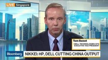 Dell Technologies CFO: We Have a Global Supply Chain With Flexibility