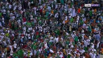 Match Highlights: Algeria 2-1 Nigeria