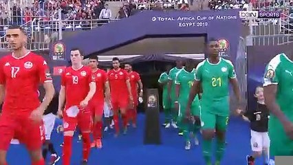 Match Highlights: Senegal 1-0 Tunisia a(AET)