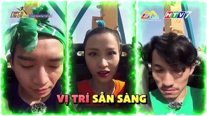 Running man Việt Nam - Chạy Đi Chờ Chi- Tập 14 FULL- Cuộc đua tìm lại siêu năng lực bị đánh mất - Hồi đầu
