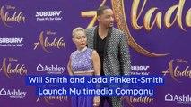 Will And Jada Pinkett Smith Start A New Business