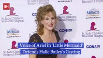 The Original 'Little Mermaid' Speaks Up