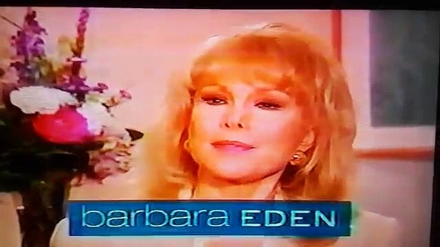 Women of Television # 4 - Barbara Eden Interview