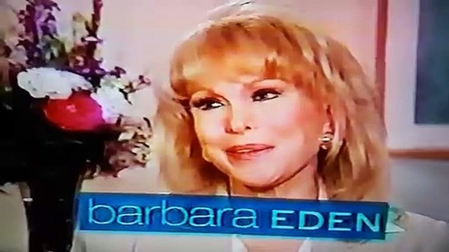 Women of Television # 2 - Barbara Eden Interview