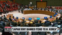 Japan has exported restricted items to N. Korea in recent years: UN reports