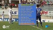 Chơi thăng hoa trên sân nhà, An Giang đè bẹp CLB bóng đá Huế | VPF Media
