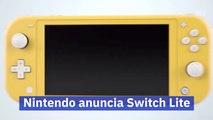 Nintendo anuncia Switch Lite