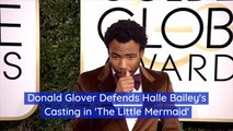 Donald Glover Defends The New 'Little Mermaid'