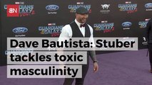 Dave Bautista Thinks 'Stuber' Offers More Than Comedy