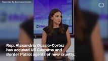 Alexandria Ocasio-Cortez Reports New Horrors At Migrant Detention Facilities