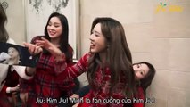 [VIETSUB] Kim Minji huge fan of Dreamcatcher JiU