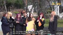 [VIETSUB] Dreamcatcher (드림캐쳐) Eating in Tears @190310 Inkigayo Mini Fanmeeting