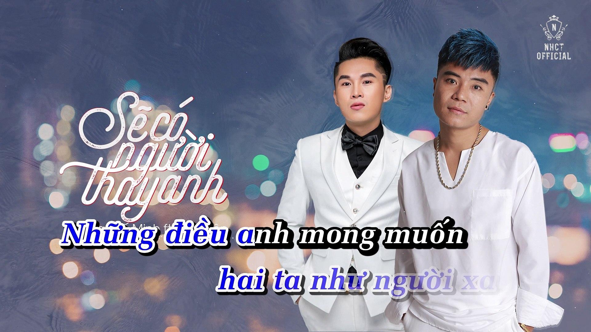 [Karaoke] Sẽ Có Người Thay Anh - Lương Thế Minh Ft Du Thiên [Beat]