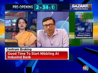 Expect Infosys to outperform TCS in the short-term, says Nischal Maheshwari of Centrum Broking