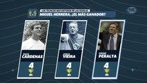 LUP: Miguel Herrera histórico del América