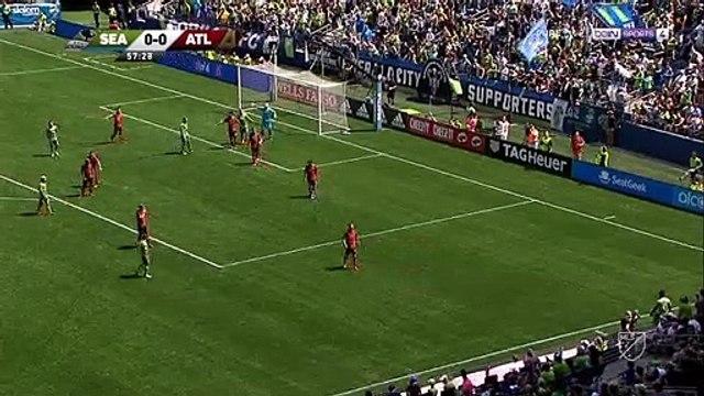 Seattle Sounders 1-0 Atlanta United - Raul Ruidiaz great solo goal