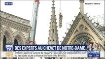 Notre-Dame: 80 chercheurs et 25 laboratoires mobilisés pour aider à reconstruire et étudier la cathédrale