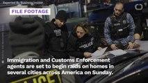 Trump's ICE Raids Set To Target Nine Major U.S. Population Centers