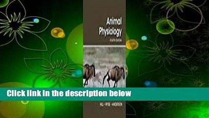 eckert animal physiology 4th edition