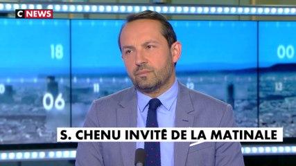 Sebastien Chenu - CNews lundi 15 juillet 2019