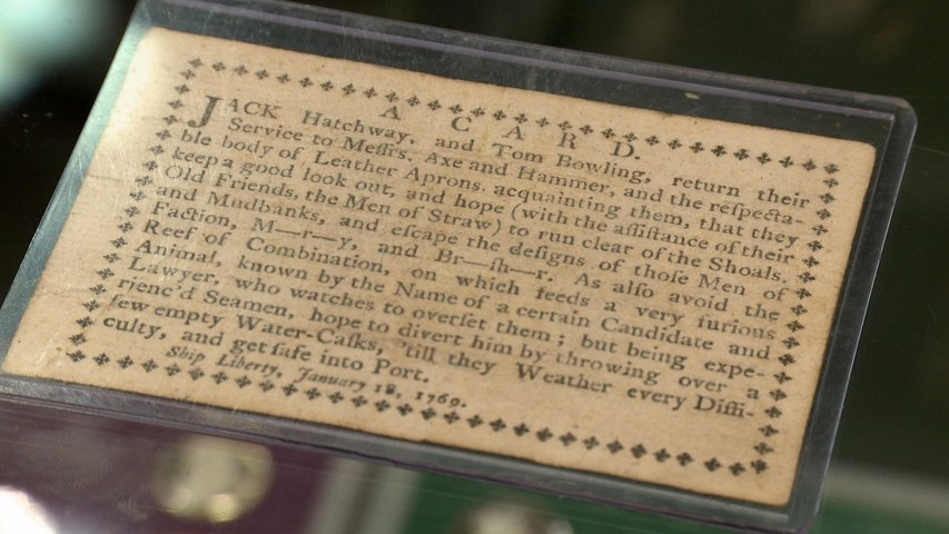 Pawn Stars: Rare Playing Card with a Hidden Message