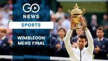 Djokovic Wins 5th Wimbledon Title