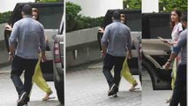 Alia Bhatt hides her face outside Ranbir Kapoor' s house; Check Out | FilmiBeat