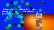 Clinical Evidence Made Easy: The basics of evidence-based medicine  Best Sellers Rank : #5