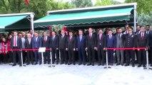 Şentop ve Soylu, Karşıyaka Mezarlığı 15 Temmuz Şehitliği'nde anma programına katıldı (1) - ANKARA