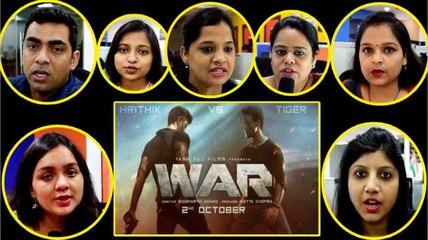 War Teaser | War Teaser Featuring Hrithik Roshan Tiger Shroff Vaani