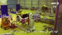 الهند تلغي في اللحظة الأخيرة إطلاق مسبار إلى القمر
