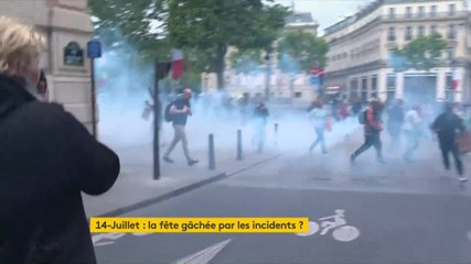 Frédéric Péchenard - Franceinfo lundi 15 juillet 2019
